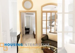 Fully Furnished 1-Bedroom Unit in Vivere Hotel and Resorts