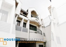 2-Bedroom Townhouse for sale in Macopa, Quezon City