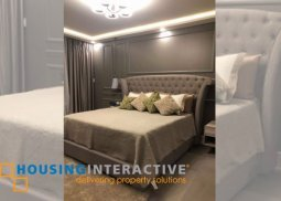 Fully Furnished 2-Bedroom Unit for Sale in Proscenium at Rockwell Makati