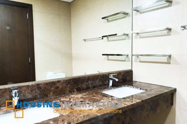 Fully Furnished Luxury 2-Bedroom unit for Rent at The Garden Towers