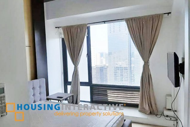 Modern & Fully Furnished 3-Bedroom unit for Rent in The Bellagio