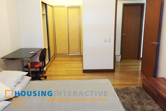Luxury Fully Furnished 1-Bedroom unit from One Serendra
