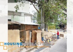 Prime corner lot for Lease in Makati City