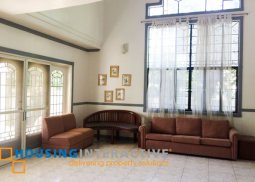 5 BR HOUSE AND LOT FOR RENT IN AYALA ALABANG