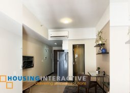 Cute Modern Fully Furnished Studio unit for Rent in Paseo Heights
