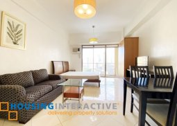 Fully Furnished Studio Unit for Rent in Paseo Parkview Makati