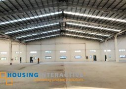 Spacious Warehouse for Rent in Laguna