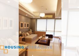 Interior-Designed Fully Furnished 2-Bedroom unit from Bellagio Three