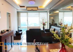 Fancy Fully Furnished 2-Bedroom unit for Rent in Bellagio Two