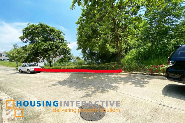 VACANT LOT WITH UNOBSTRUCTED VIEW AND HIGH ELEVATION AT TERRAZAS DE PUNTA FUEGO FOR SALE