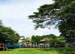 Spacious Residential Lot for Sale in Ayala Alabang Village
