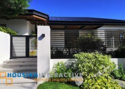 Grand Unfurnished 2-Story House and Lot for Sale in Ayala Alabang