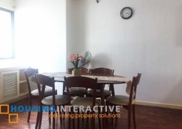 Fully furnished 2br condo unit for rent at The Classica Tower II Makati