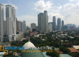 Newly Renovated Office Space Unit with balcony and view of Makati Skyline
