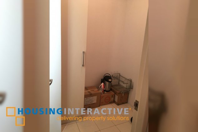 FULLY FURNISHED 3BR UNIT FOR RENT IN TWO SERENDRA BGC