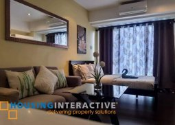 Modern Fully Furnished Studio unit for Rent in Knightsbridge