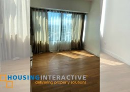 Semi-Furnished 2-Bedroom unit for Rent in One Rockwell