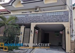 2-storey house and lot for sale in Parañaque City