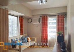 FULLY FURNISHED 2BR FOR SALE AT AVIDA TOWERS CENTERA