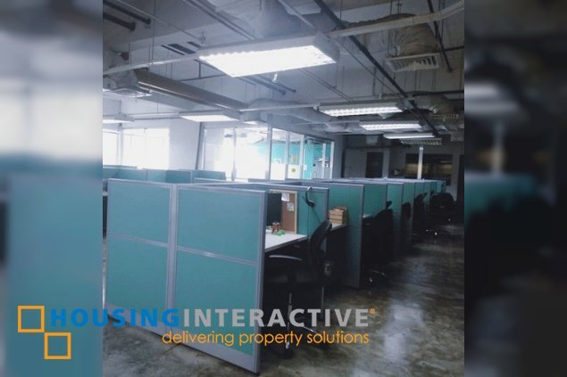 Whole floor office space for lease in Makati