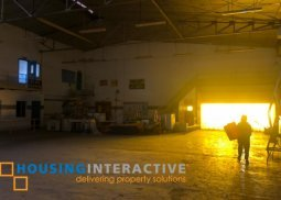Warehouse for lease in Laguna