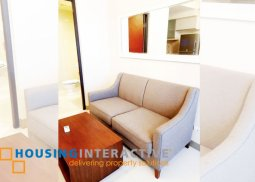 FULLY FURNISHED 1BR UNIT FOR RENT IN ONE UPTOWN RESIDENCE BGC