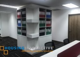 OFFICE SPACE FOR LEASE IN PASEO DE ROXAS