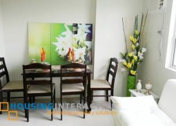 Fully Furnished 2-Bedroom Duplex for Sale in Gilmore Towers