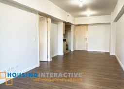 UNFURNISHED 1BR FOR SALE AT PORTICO