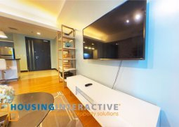 Luxury 1-Bedroom unit for Rent in One Serendra