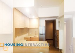 BRAND NEW 1BR UNIT FOR SALE AT ONE SHANGRI-LA PLACE