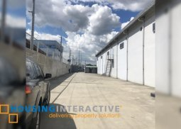 Rush Warehouse for lease in Pasig