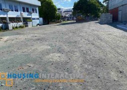 Spacious Commercial Lot for Lease in Pasay