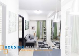Fully Furnished 1BR unit for rent at Pioneer Woodlands