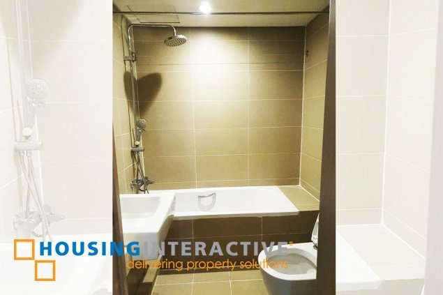Fully Furnished 2BR unit for Rent at Antel Spa Residences