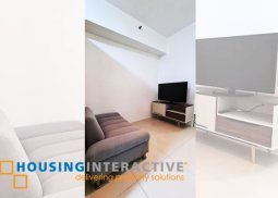 Fully Furnished Studio Unit for Rent at Jazz Residences