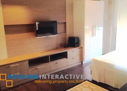STUDIO UNIT FOR RENT/SALE AT KNIGHTSBRIDGE RESIDENCES