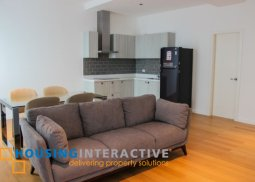 Semi-Furnished 2-Bedroom Penthouse for Rent in Acqua Private Residences