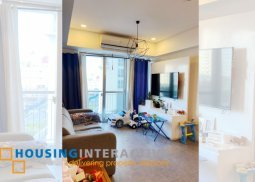 FULLY FURNISHED 2BR FOR SALE AT BAY GARDEN