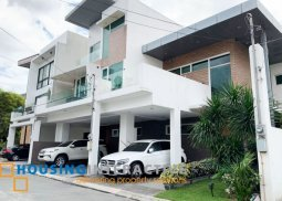 FULLY FURNISHED HOUSE AND LOT FOR SALE IN TAGUIG CITY