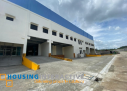 Warehouse for lease in Cavite