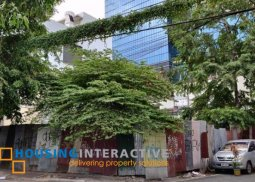 Spacious Commercial Lot for Sale in Makati