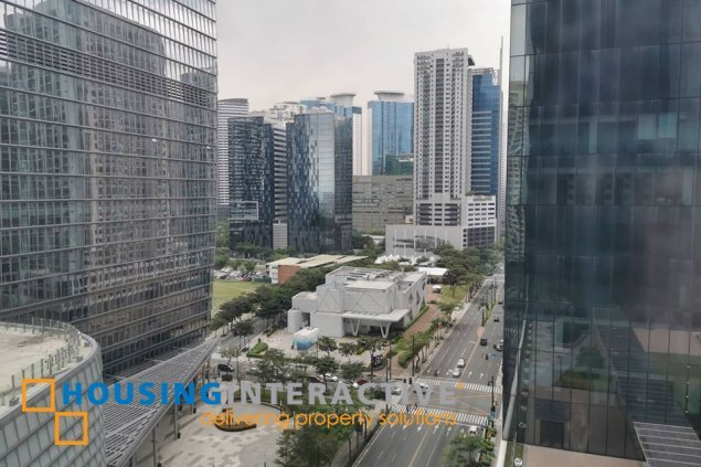 Bare-Shell Office Spaces for Lease in HSS Corporate Plaza