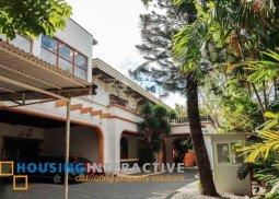 Semi-Furnished 9-Bedroom House for Sale in Alabang Hills