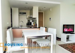 Fully Furnished 2-Bedroom unit for Rent in One Central