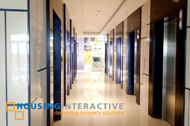 As-is-where-is office space for lease in Quezon City