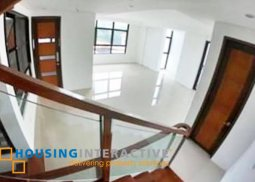 Bare 3-Bedroom Townhouse for Sale in Pasig City