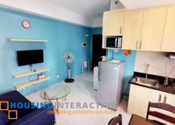 Fully Furnished 1-Bedroom unit for Sale or Rent in Pearl Place