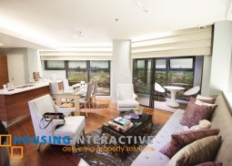BARE 2-BEDROOM UNIT FOR SALE IN GARDEN TOWERS MAKATI
