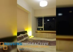Contemporary styled 1br unit for rent The St. Francis Shangri-la Place Mandaluyong